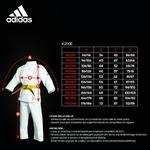 kimono-karate-evolutif-adidas-k200e-grille-taille