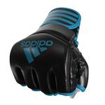 adiCSG07 Black Solar Blue - Front