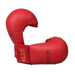 gants-karate-hayashi-rouge