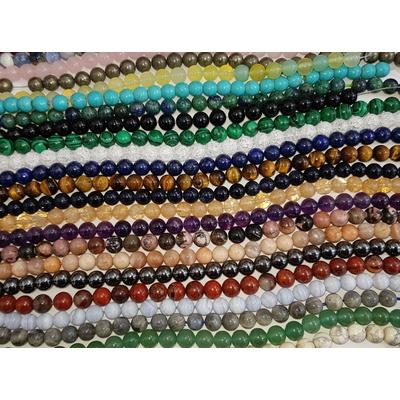 fil de perles 8 mm