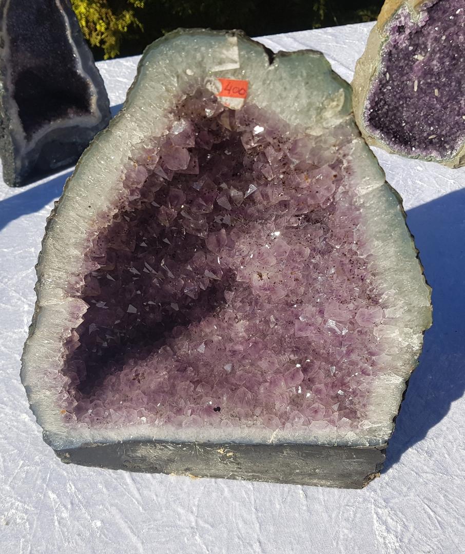 geode amethyste 4 400€
