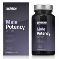 Male Potency stimulant homme 60 cps