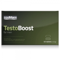 TestoBoost for men 40 cps
