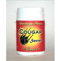 Cougar Secret, Aphrodisiaque woman