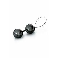 Boules de Geisha Luna beads noir