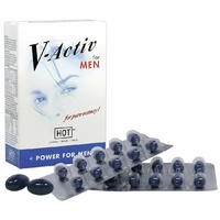 HOT V-Activ for Men 20 Gélules