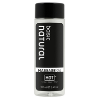 "Huile Massage ""Hot"" Basic Natural"