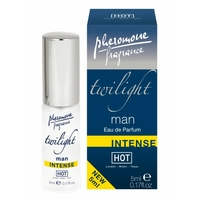 "Eau de ParfumPheromone  Fragrance ""Twilight"" man Intense 'HOT' 5ml"