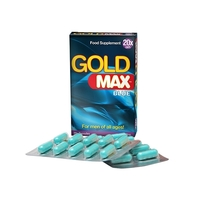 Gold Max (20 gélules)