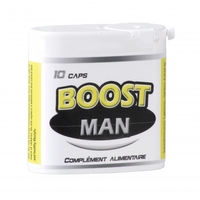 Boost Man (10 gélules)