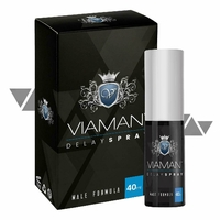 viaman delay spray 40 ml
