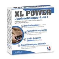XL Power (20 gélules)
