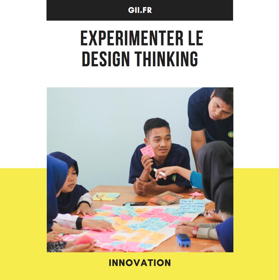 BOOTCAMP « EXPERIMENTER LE DESIGN THINKING» grâce à la méthodologie Desing Sprint