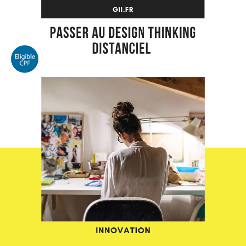 Passez au design thinking - Distanciel
