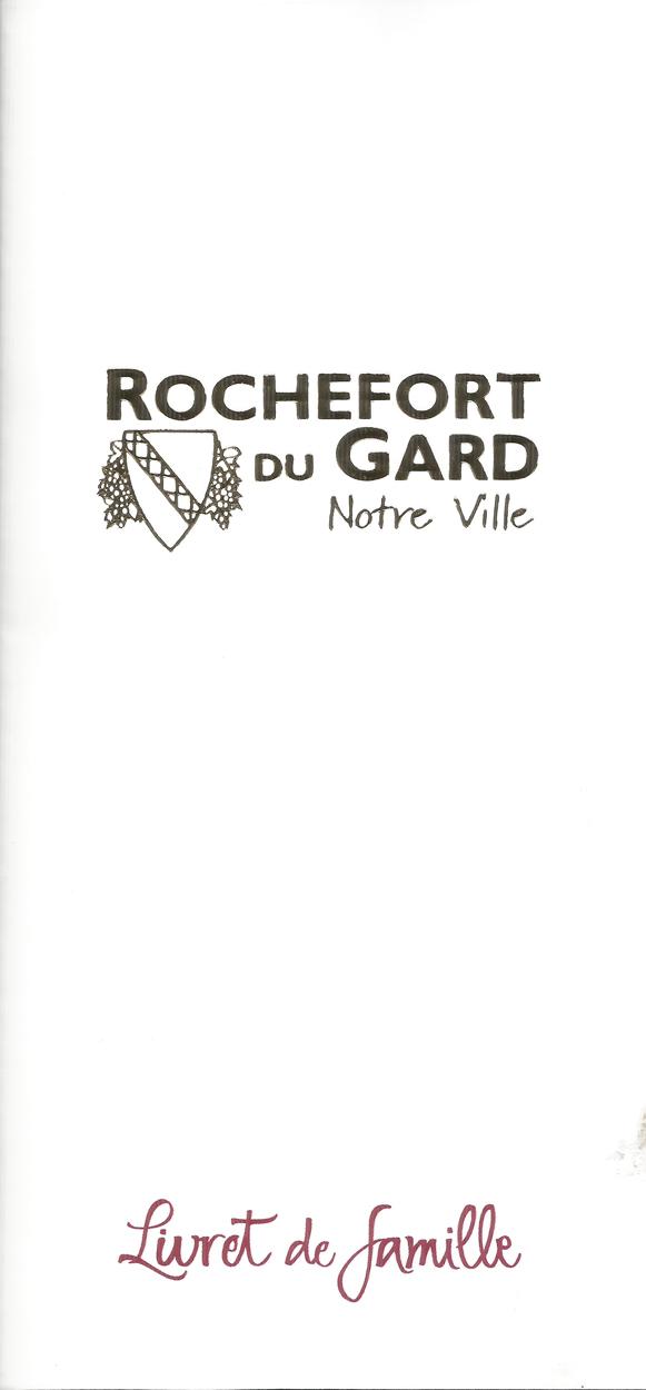 2c34f19537e Livret de famille pelliculé manuscrit personnalisé