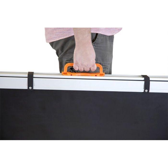 rampe d 39 acc s pliable prem 39 s accessibilit pmr. Black Bedroom Furniture Sets. Home Design Ideas