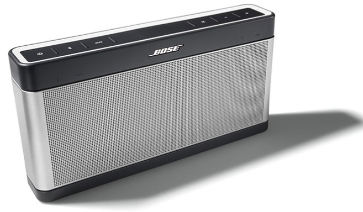 enceinte bose soundlink 3 mobile mat riel apple. Black Bedroom Furniture Sets. Home Design Ideas