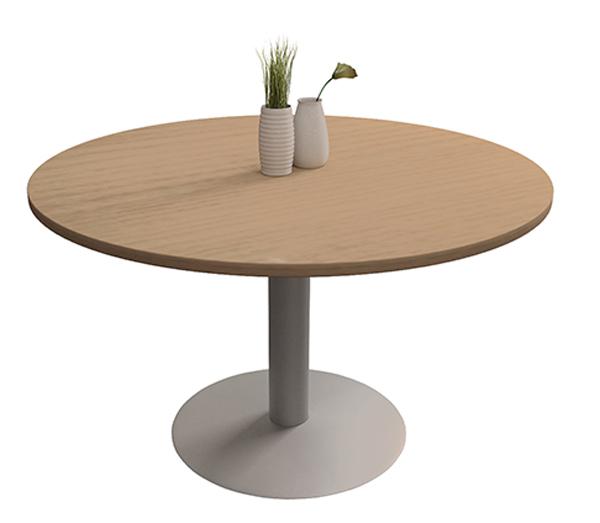 table ronde de bureau. Black Bedroom Furniture Sets. Home Design Ideas