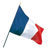 Drapeau français 60 X 90 cm