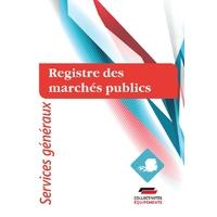 Registre des marchés publics