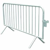 Barrière de police 2 m 14 barreaux