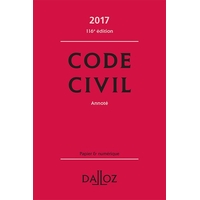 Code Civil DALLOZ