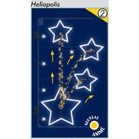 Décoration de Noël Héliopolis