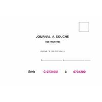Journal à souche P1 RZ1-11