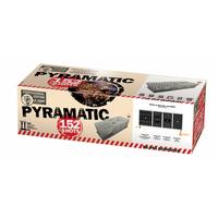 Feu d'artifice automatique PYRAMATIC 152 TIRS