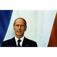 Portrait officiel du Président Valéry Giscard d'Estaing
