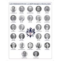 Portrait officiel des Présidents de la République
