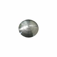Lot de 80 Plots podotactiles rainurés en aluminium