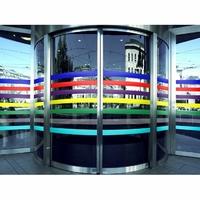 Bandes de signalisation pour surfaces vitrées