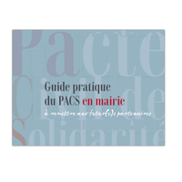 Guide pratique du Pacs en mairie