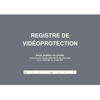 Registre de vidéoprotection