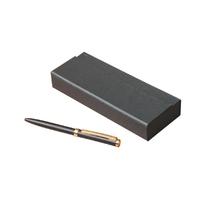 Parure de stylo noire personnalisée