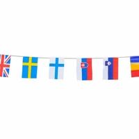 Guirlande officielle pays de l'union européenne