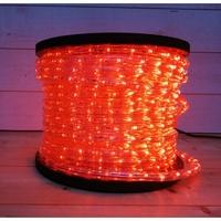 Cordon lumineux LED rouge 50m
