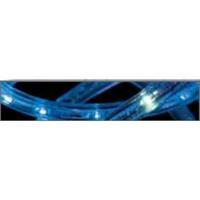 Cordon lumineux LED bleu pétillant blanc 50m