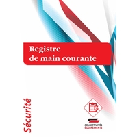 Registre de main courante