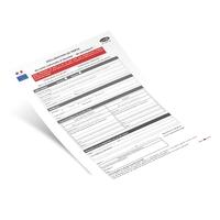 Déclaration de perte de carte d'identité ou de passeport - Cerfa n° 14011*02