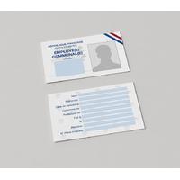 Carte d'identité d'Employé(e) Communal(e)