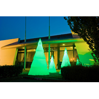 Sapin lumineux Modulaire 5 parties
