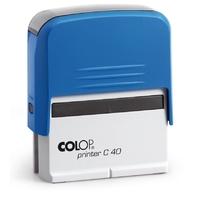 Tampon personnalisé COLOP printer C 40