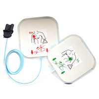 Electrodes adultes pour défibrillateur Saver one