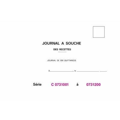 JOURNAL A SOUCHE P1RZ