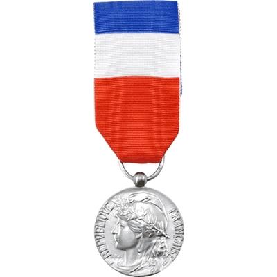 médaille d'honneur du travail 20 ans décoration française