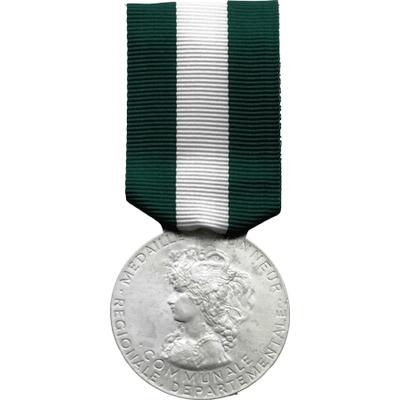 médaille reg dep com 20 ans décoration française