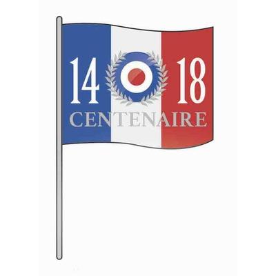 drapeau 1418 A