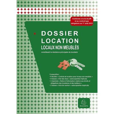 Dossier location locaux non meublés pour mairie